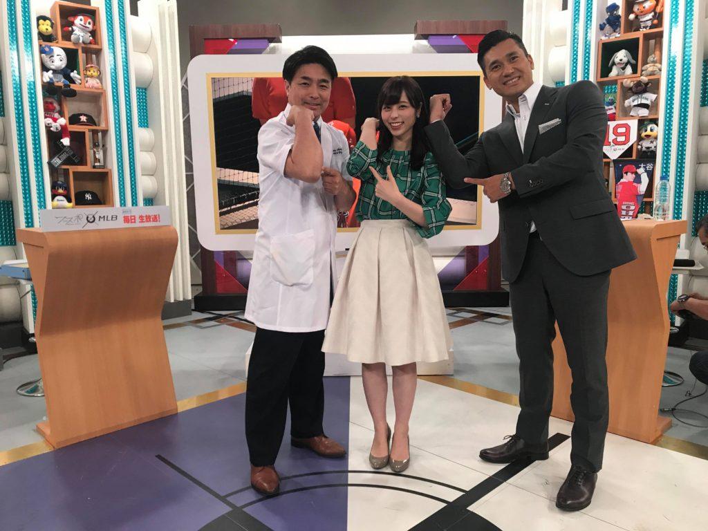 ワースポ×MLB出演情報8月29日