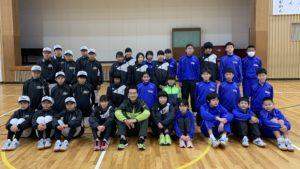 当院スタッフが寺井中学校野球部・陸上部でトレーニング講習を行いました