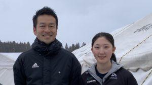 当院の豊田太郎育成コーチがテレビ朝日「GET SPORTS」に出演しました!
