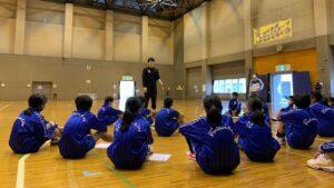 当院のスタッフが埼玉県ジュニアアスリート発掘・育成事業の講師を務めました!
